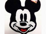 Mickey Mouse Bathroom Rug Walmart Disneys Mickey Mouse Bath Rug 25 5 X 27 Walmart Com