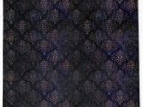 Midnight Blue area Rug Pippa Midnight Blue Gray area Rug
