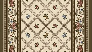 "Milliken area Rugs Signature Collection Milliken Signature Collection Vanderbilt Rectangle area Rug 5 4"" X 7 8"" Opal oregano"