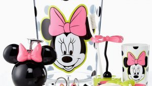 Minnie Mouse Bathroom Rug Very Cute and Lovely Minnie Mouse Bathroom Decor for Girl S