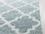 Mint Green area Rug 8×10 Safavieh Montauk Collection Mtk611t Mint Green and Ivory