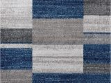 Modern Blue Gray Rug Blue Gray Modern Contemporary New Cheap area Rugs 5×8