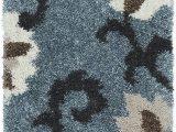 Mohawk Blue Mix Rug Mohawk Home Augusta Hazelhurst Abyss Blue area Rug