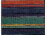 Mohawk Home Boho Stripe area Rug Mohawk Home New Wave Rainbow Kaleidoscope area Rug