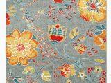 Mohawk Home Caravan Medallion area Rug Mohawk Home Strata Free Spirit Floral Printed area Rug 5 X8 Grey