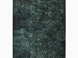 Mohawk Home Facet Bath Rug Turquoise In Rug