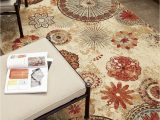 Mohawk Home Medallion Printed area Rug Mohawk Home Alexa Medallion Indoor Outdoor Printed area Rug