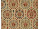 Mohawk Home Medallion Printed area Rug Mohawk Home soho Amias Medallion Multi area Rug