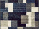Mohawk Home Mercario Smoke Blue Geometric area Rug 30 Best Weaving Images