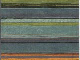 Mohawk Home New Wave Rainbow area Rug Home Home Décor Mohawk Home New Wave Rainbow Multi Rug 2 X 5