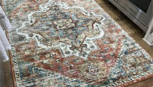 Mohawk Home Pure soft area Rug Karastan Elements Kasbar Spice area Rug