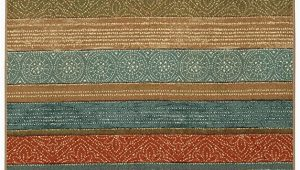 Mohawk Rubber Backed area Rugs Mohawk Home Samsun Batik Striped area Rug 7 6×10