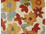 Mohawk Wildflower area Rug 8×10 Mohawk Home Hazel Eyes Kaleidoscope