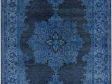 Monterey Navy Blue Indoor Outdoor area Rug Surya Mykonos Myk 5011 Navy area Rug Clearance