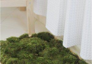 Moss Green Bath Rug Do It Yourself Bath Mat Projects Moss Shower Mats Modern
