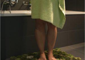 Moss Green Bath Rug Living Moss Bath Mat by Nguyen La Chanh Homeli