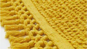 Mustard Color Bathroom Rugs Pdp