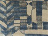 Nala Blue Gray area Rug Ganit by Rekha & Sunita Ganit Redefines the Interiors with