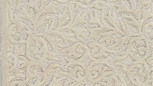 Naomi Tufted Wool area Rug Naomi Floral Handmade Tufted Wool Ivory area Rug