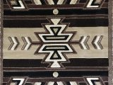 Native American Indian Design area Rugs southwest Native American Indian area Rug Beige Brown Black Design 113 5 Feet 2 Inch X 7 Feet 3 Inch