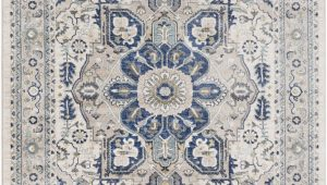 Navy and Beige area Rug Macclesfield Navy Beige area Rug