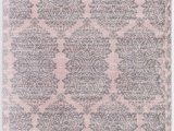 Navy and Blush area Rug Serenity oriental Blush area Rug
