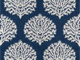 Navy and Coral area Rug Navy Coral Garden area Rug