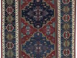 Navy and Rust area Rugs E Of A Kind Sumack Handwoven 6 X 9 Wool Navy Blue Rust area Rug