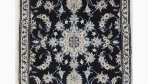 Navy Blue 3×5 Rug Navy Blue Traditional 3×5 Nain Persian Rug