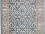 Navy Blue and Beige area Rugs Statham oriental Blue Beige area Rug