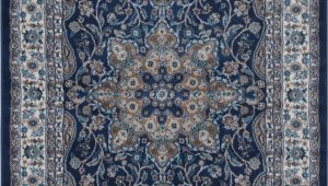 Navy Blue and Brown area Rug andover Mills Tremont Fuller Navy Blue Brown area Rug