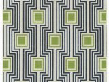Navy Blue and Lime Green Rug Boardwalk Navy and Green Indoor Outdoor Rug