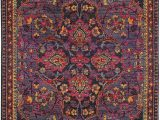 """Navy Blue and Pink area Rug Amazon Décor Direct area Rug 7 10"""" X 10 10"""" Navy Pink"""