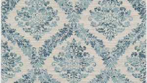 Navy Blue and Teal area Rugs Delana Dark Blue Teal Light Gray area Rug