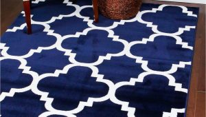 Navy Blue Bedroom Rugs 4518 Navy Blue