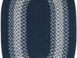 Navy Blue Braided Rugs Colonial Mills north Ridge north Ridge area Rugs