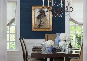 Navy Blue Dining Room Rug Kristin Peake Interiors Dining Room Dining Room