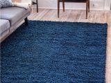 Navy Blue Floor Rugs Marcy Power Loom Navy Blue Rug