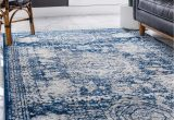 Navy Blue Floor Rugs Navy Blue 8 X 10 Dover Rug