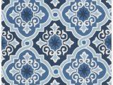 Navy Blue Floral area Rug Safavieh Four Seasons Frs231b Navy Blue area Rug