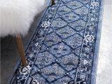Navy Blue Fur area Rug Blue 2 7 X 10 Vista Runner Rug area Rugs