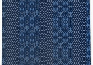 Navy Blue Geometric Rug Louisiana Geometric Navy Blue area Rug