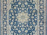 Navy Blue Large area Rug isfahan Navy Blue Antique 10×13 area Rug In 2020