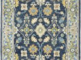 Navy Blue Large area Rug oriental Weavers Alfresco Navy Blue area Rug