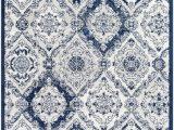 Navy Blue Patterned area Rug Surya Seville Sev 2304 Dark Blue 5 3 X 7 3 area Rug