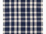Navy Blue Plaid Rug Tattersall Navy Plaid Indoor Outdoor Rug