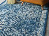 Navy Blue Rug 6×9 6 X 9 Stockholm Rug