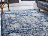 Navy Blue Rugs for Living Room Navy Blue 8 X 10 Dover Rug