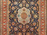 Navy Blue Sisal Rug Navy Blue Antique Persian Tabriz Rug Nazmiyal