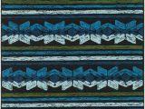 Navy Blue Star Rug Surya Mayan Star Mya6229 area Rug